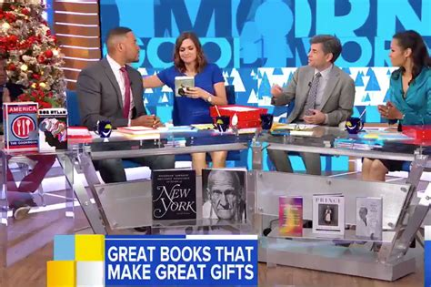 good morning america gifts america the cookbook food