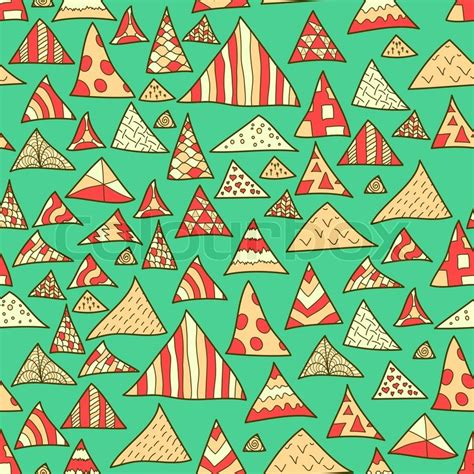 triangle pattern hipster seamless background colorful hipster pattern of triangle