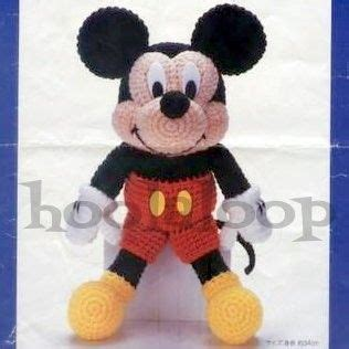 minnie mouse doll knitting pattern 133 best images about crochet mickey and minnie mouse