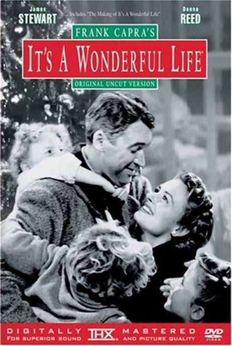 1946 film it s a wonderful life entertainment world it s a wonderful life best