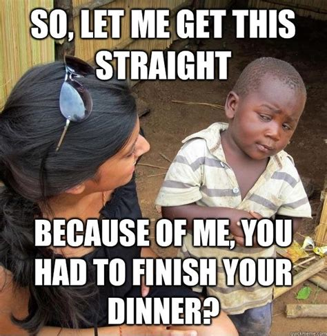 Happy African Kid Meme - little black kid so youre telling me www imgkid com