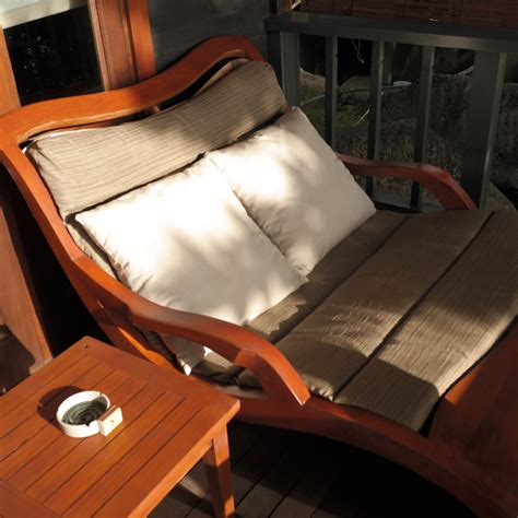2 person outdoor lounge chair city visits