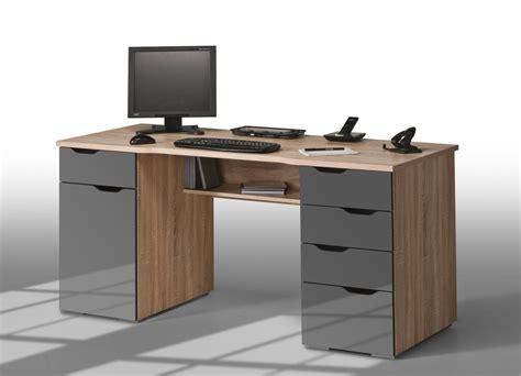 bureau en u bureau avec rangement pas cher meuble pour ordinateur fixe