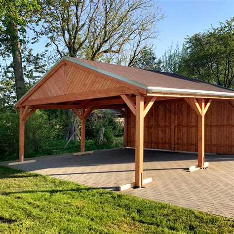 projekte carport selber bauen carport aus holz carport aus holz bestseller shop tipps