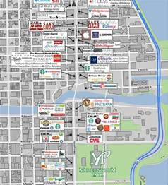 chicago map building magnificent mile shopping map retail area map the