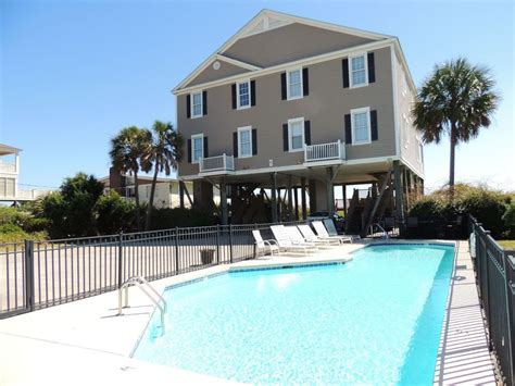 oceanfront house rentals in myrtle oceanfront 12 bedroom 12 bath house 6 br vacation