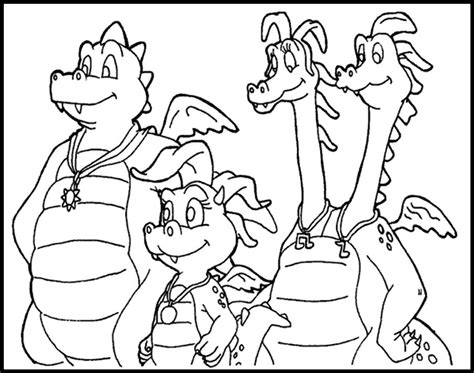 coloring pages dragon tales dragon tales coloring pages az coloring pages