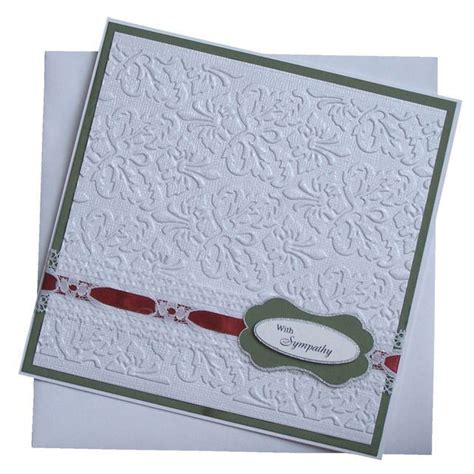 Handmade Sympathy Card Ideas - handmade sympathy cards ideas sympathy cards