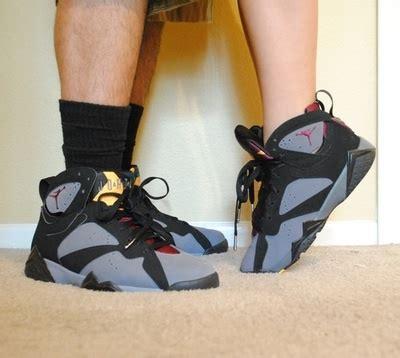 imagenes tumblr jordan air jordan vii bordeaux couples sneakers love