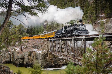 official durango silverton narrow gauge railroad train capturing breathtaking photos of the durango silverton
