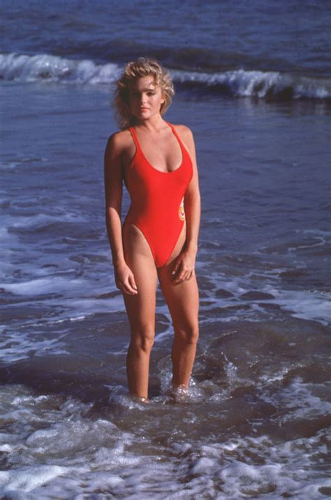 actress from baywatch in the 90s baywatch sex symbol shauni mcclain looks unrecognisable