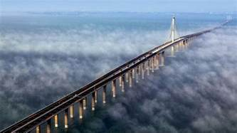 qingdao bridge bing releases the best images of 2013 as wallpaper and