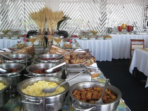Breakfast Buffet Fabulous And Included With The Price Of Buffet Breakfast Price