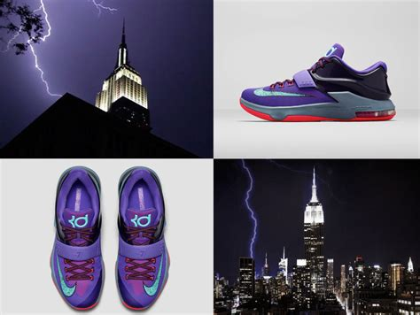 imagenes de tenis nike kevin durant kd7 lightning 534 capturing nyc s electricity nike news