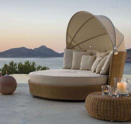 Venus Daybed Outdoor Furniture Hong Kong Singapore Thailand Outdoor Furniture