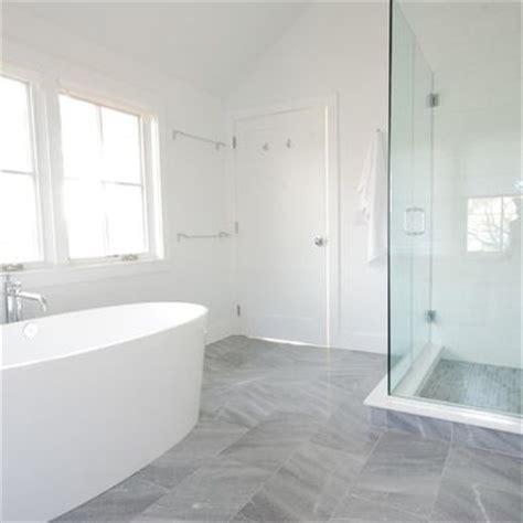 modern white tile bathroom 17 best images about bathroom tile on pinterest
