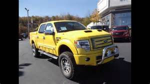 2013 ford f 150 lariat tonka edition lifted truck by