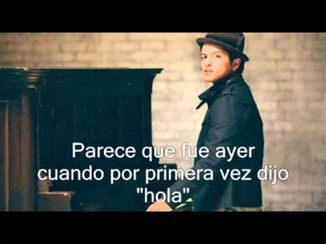 biography bruno mars ingles español letra quot rest of my life quot ingl 233 s y espa 241 ol bruno mars spain