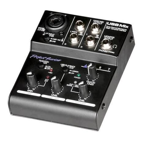 Mixer Audio Di Purwokerto pro audio mini usb recording mixer mcquade