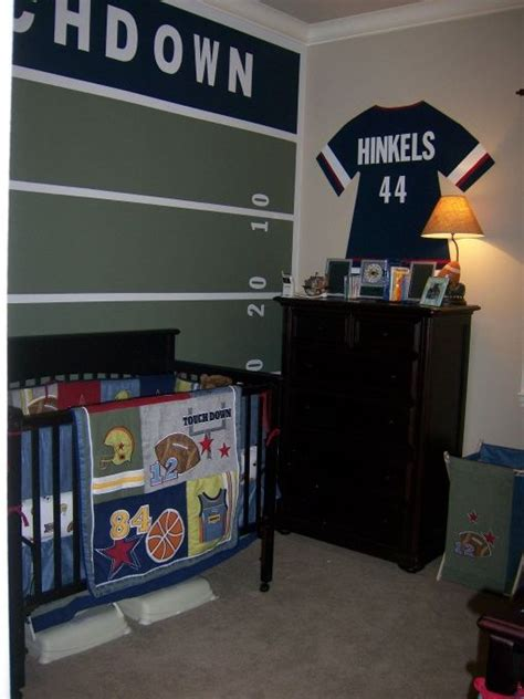 Sports Themed Nursery Design Ideas Sports Nursery Decor