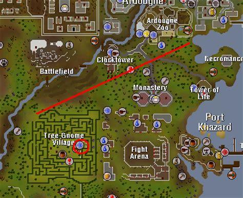tree gnome village maze tree gnome village runescape en espa 241 ol