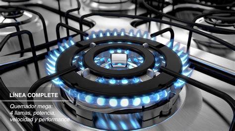 cocina whirlpool wf876xg cocina 5 hornallas whirlpool gourmand 76