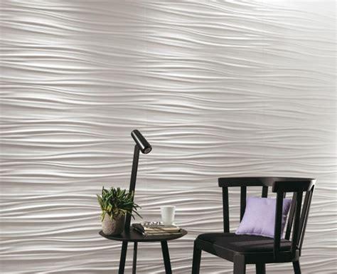 Merveilleux Panneau Mural Salle De Bain Castorama #3: panneau-mural-décoratif-3D-blanc-neige-relief-linéaire.jpg