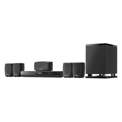 Home Theatre Panasonic pioneer bluray disc 3dtm home theater sound system