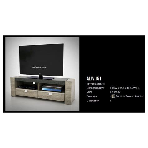 Rak Tv Olympic Furniture rak tv minimalis altv 151 alabama prodesign