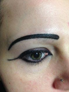 tattoo eyeliner pittsburgh 44 best worst face tattoos permanant makeup images on