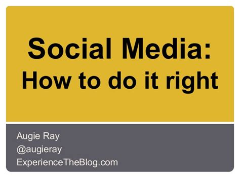 60 Day Mba Social Media Posts by Social Media How To Do It Right