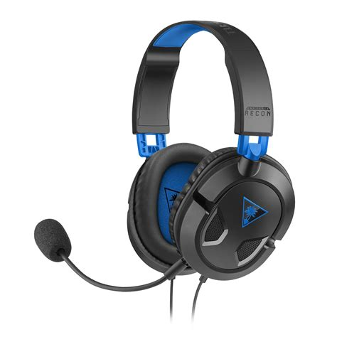 Headset Ps4 turtle ear recon 50p ps4 stereo gaming headset gets more images idealist