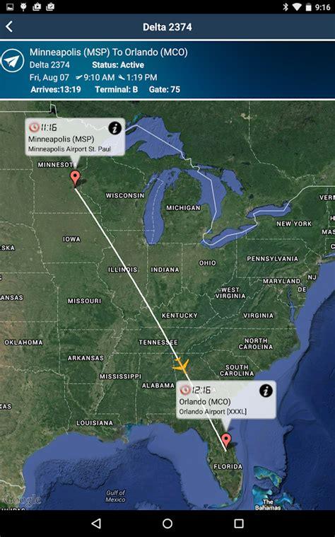 southwest flight tracker map orlando airport radar mco flight tracker android