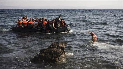syrian refugees boat presstv 9 syria refugees die in turkey waters