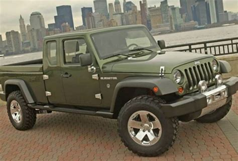 New Jeep For 2018 by 2018 Jeep Gladiator 2016 2017 Truck