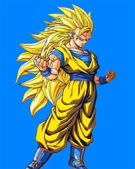 Goku Ss3 goku ss3 z others theanimegallery