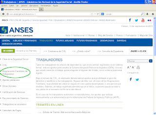 anses consultar liquidacin de asignaciones familiares consultas on line liquidaci 243 n suaf en l 237 nea