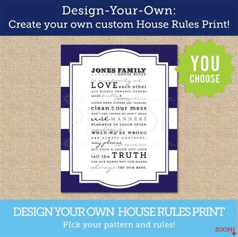 House Rules Design Your Home | house rules design your home home photo style