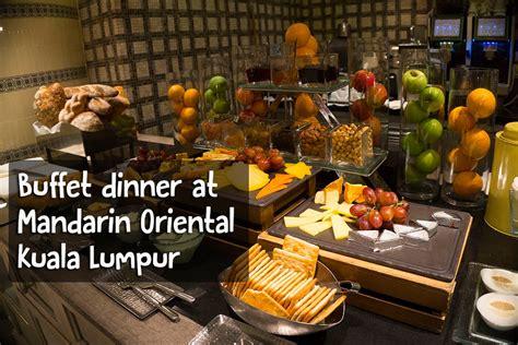 Makan Kitchen Buffet Lunch Price Buffet Dinner At The Mandarin Kuala Lumpur