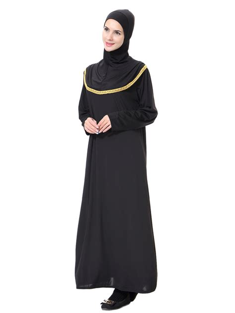 Dress Gamis Muslim Fatin Set Abaya Kaftan Muslim Dress Prayer Set Islamic