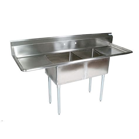 eagle 3 comp sink shop compartment sinks w drainboards dishwashing