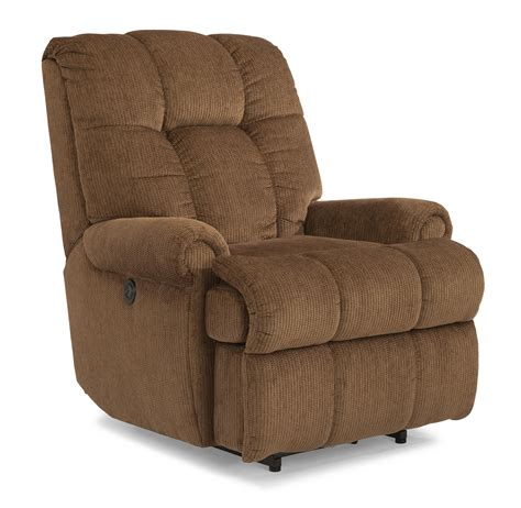 Flexsteel Big Recliner flexsteel accents hercules large recliner dunk bright