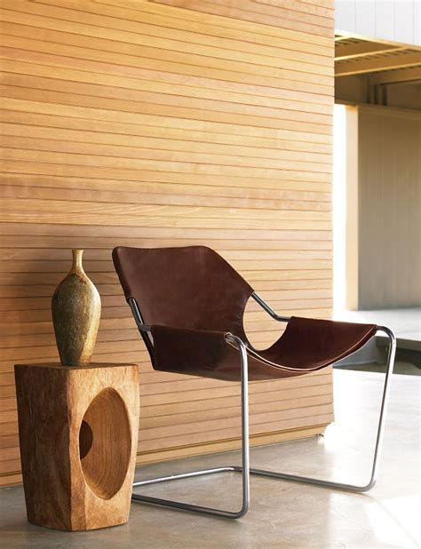 Paulistano Armchair by Paulistano Armchair In Leather Design Within Reach