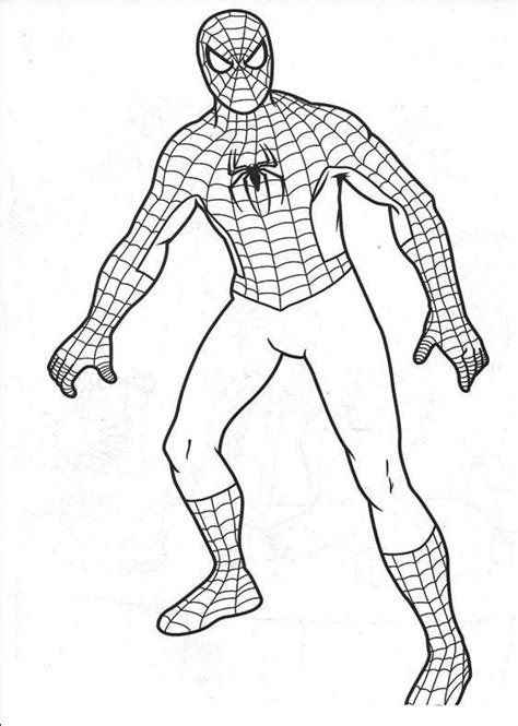 spiderman halloween coloring page spiderman coloring pages coloring pages for kids