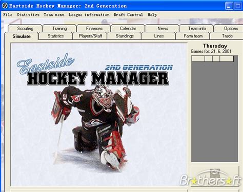 eastside hockey manager 2007 full version download patch nhl eastside hockey full version free software