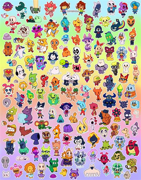 Undertale all characters on undertale characters names s