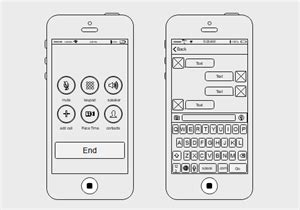 ios wireframe template must have ipad ui wireframe software for innovative applications