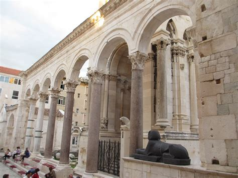 cannundrums diocletian s palace split cannundrums diocletian s palace split croatia