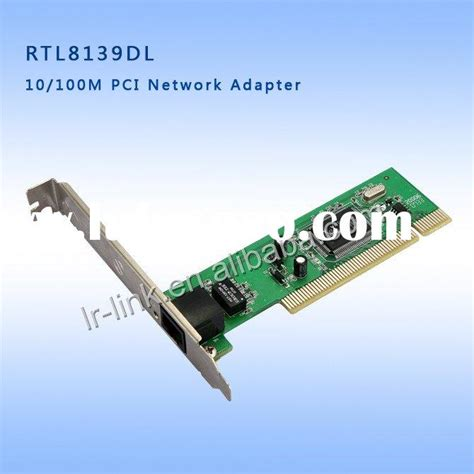 Lan Card Real Teck Rtl 8139d realtek pci card realtek pci card manufacturers in