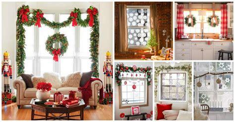 diy christmas window decorating ideas 15 most fascinating windows decorating ideas